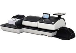 FP PostBase Pro postage meter - powerful enough for nearly any business mail needs